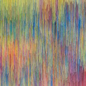 Sin título, 2015. Acríílico sobre tela.70x70cm