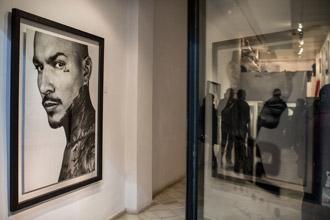 Exposición de Isabel Muñoz en N2 Galería (2013)